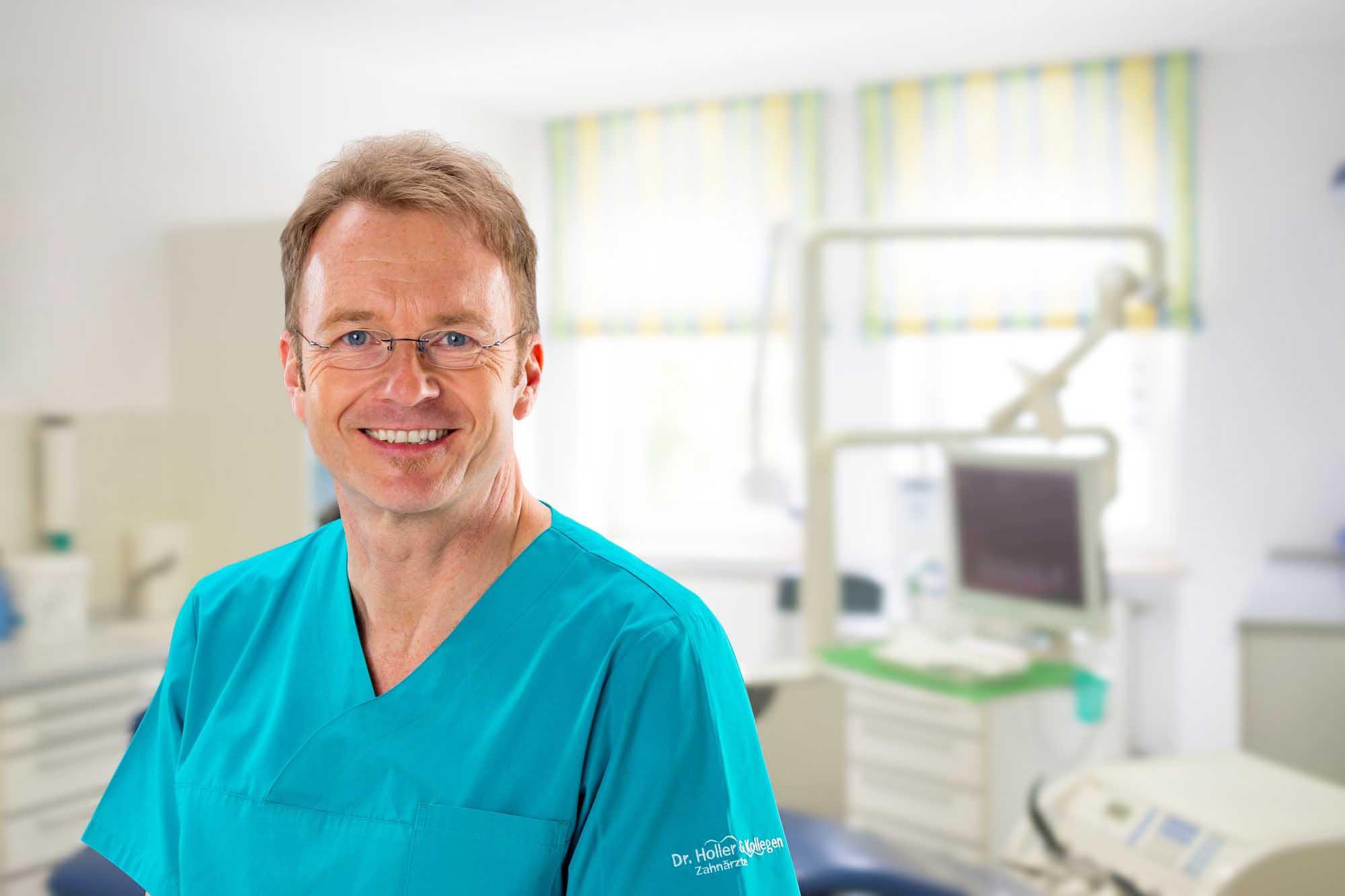 Dr. Harald Kubik