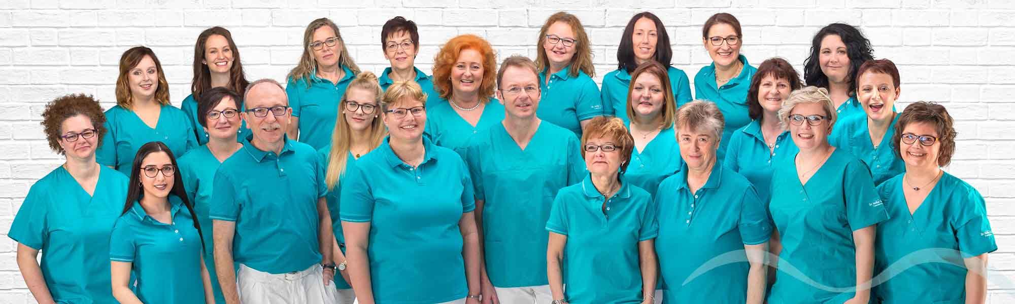 Zahnarzt Dr. Holler und Kollegen in Arzberg Fichtelgebirge Team